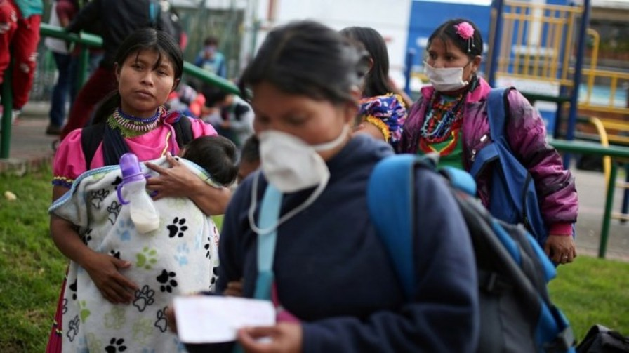 The Coronavirus Pandemic has effected Latin America Women most