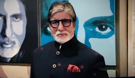 Bollywood superstar Amitabh Bachchan explained how he is doing  Kaun Banega Crorepati 12 during The Lockdown