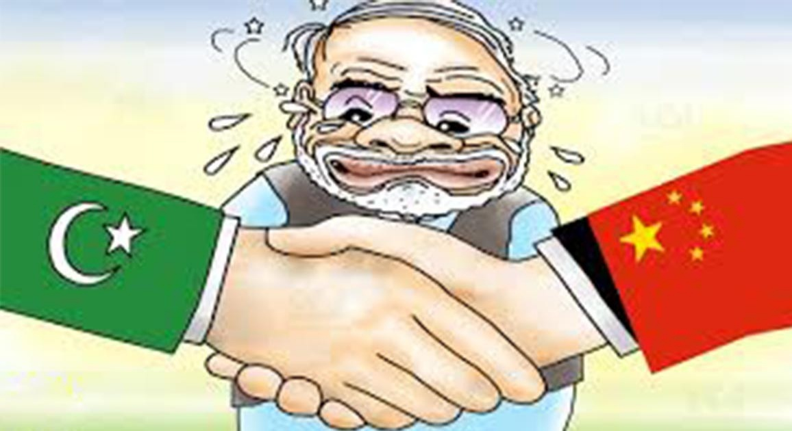 Deadly danger for India due to a deleterious deal between China and Pakistan