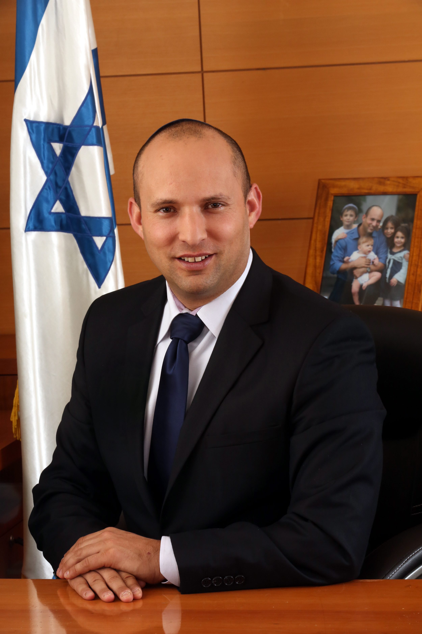 Biography of Israeli extremist Naftali Bennett who become the  Prime Minister of Israel