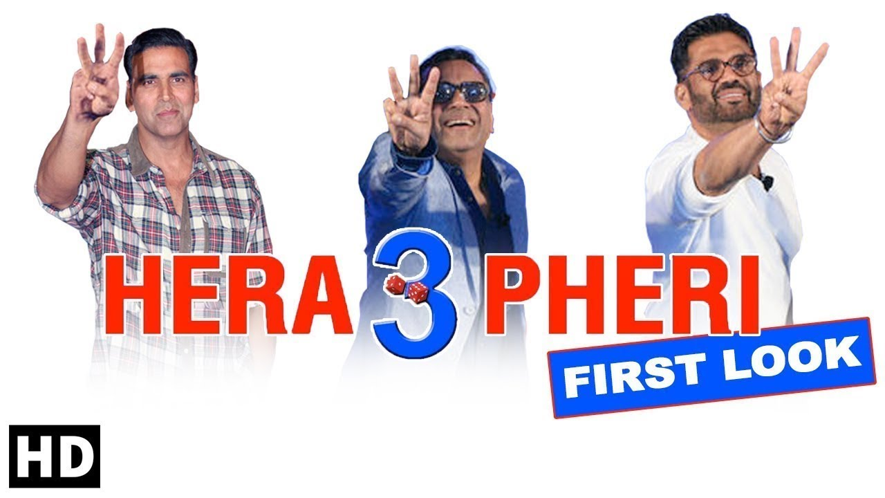 Hera Pheri 3 Movie is on hold, Suniel Shetty says 'differences need to be ironed out'