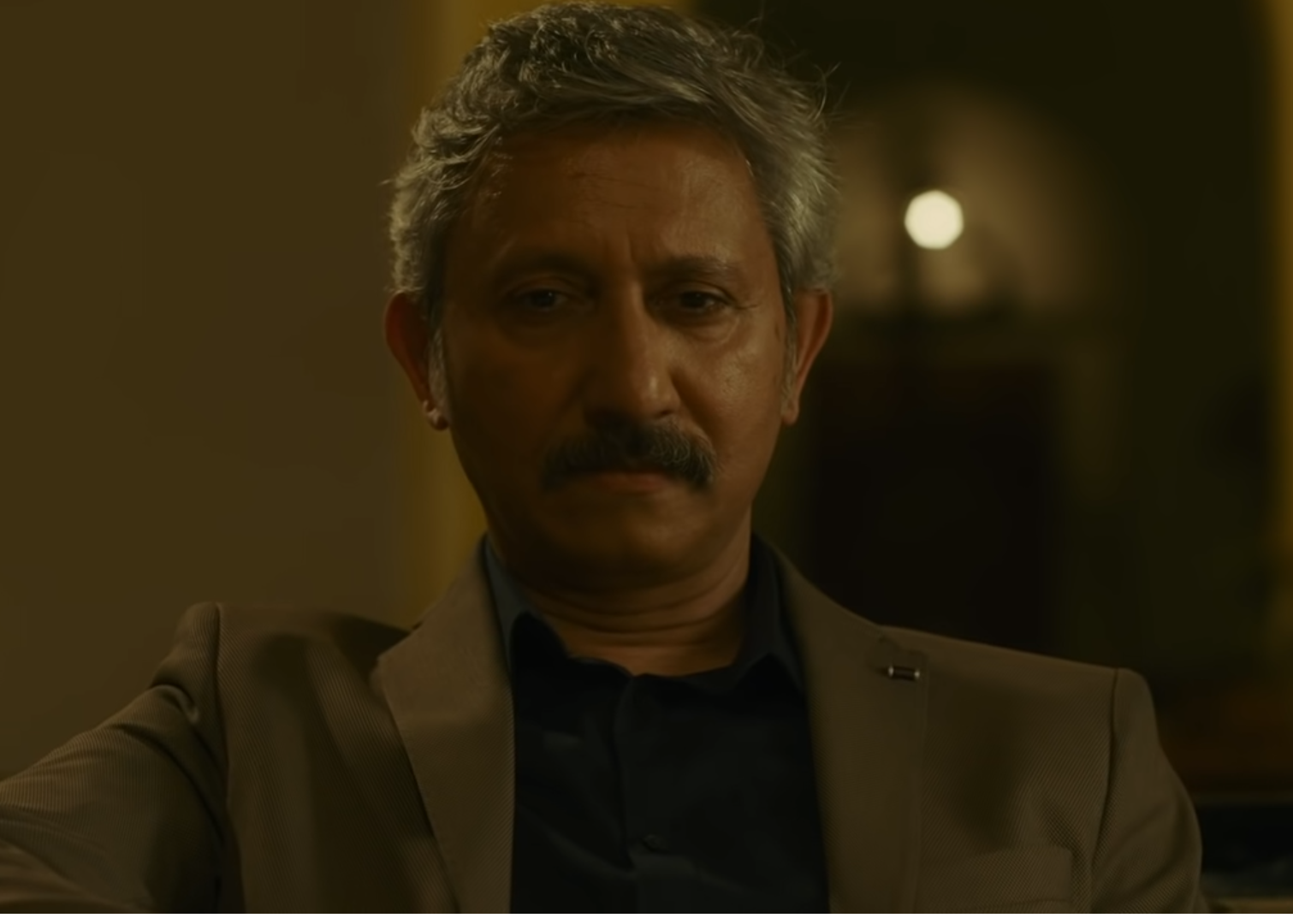 Paatal Lok actor Neeraj Kabi was more interested in Inspector Hathiram Chaudhary  character