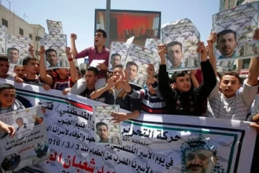 Palestinian prisoner transferred to solitary confinement by Israeli forces due to hunger strike
