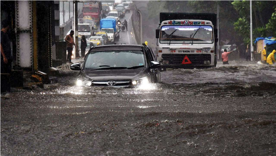 Mumbai Rains: Who is the Culprit - Climate or Corruption?