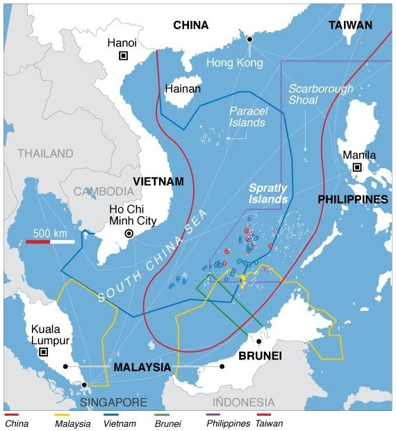 Rising US- China tensions - Is Controversial South China Sea a Major Contributor?