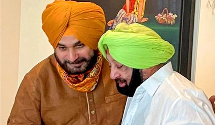 Congress faces hurdle due to Sidhu's stunt