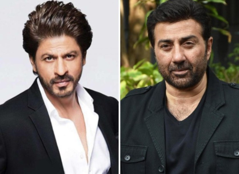 Great gesture by Shah Rukh Khan to Sunny Deol Amid Cold War