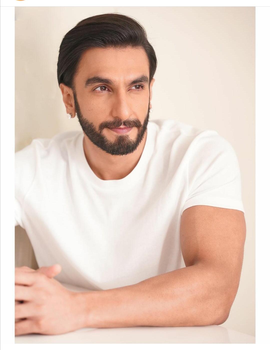 Ranveer Singh is ready to rock